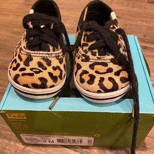 Kate Spade size 4 Keds collaboration sneakers